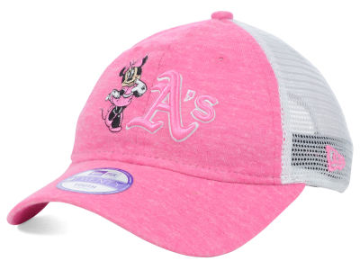 Oakland Athletics MLB Disney Tykes Trucker 9TWENTY Cap Hats