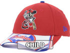Philadelphia Phillies New Era Disney Visor Dub Adjustable Cap Hats