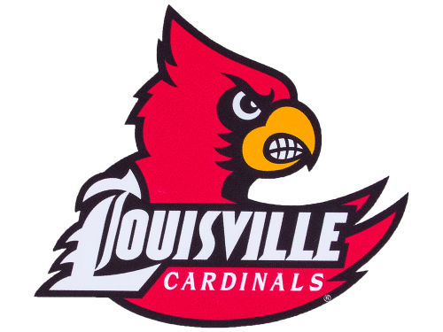 Louisville Cardinals Magnet Stockdale 3x5