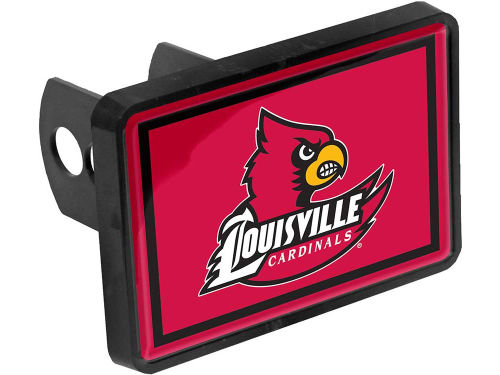 Louisville Cardinals Universal Domed Hitchcap
