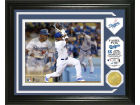 Los Angeles Dodgers Yasiel Puig Highland Mint Photo Mint Coin-Bronze Collectibles