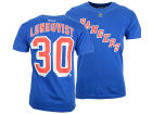 New York Rangers Henrik Lundqvist Reebok NHL Men's Player T-Shirt T-Shirts