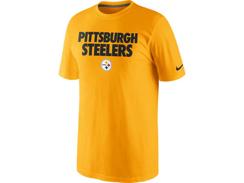 Pittsburgh Steelers NFL Foundation T-Shirt