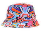 New Era Branded Project Real Graffiti Bucket Hats