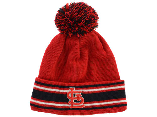 St. Louis Cardinals New Era MLB AC Knit Hats