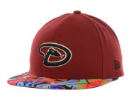 New Era MLB Visor Real Graffiti 59FIFTY Cap Fitted Hats