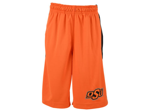 Oklahoma State Cowboys Colosseum NCAA Youth Marine Short