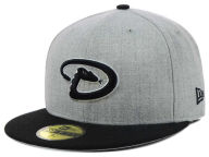 New Era MLB Heather Basic 59FIFTY Cap Fitted Hats