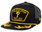 Philadelphia Phillies New Era MLB Gold Rope 9FIFTY Snapback Cap Adjustable Hats