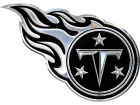 Tennessee Titans Metal Auto Emblem Auto Accessories