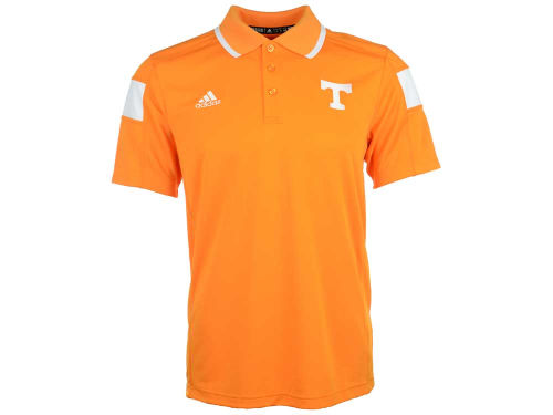 Tennessee Volunteers adidas NCAA Sideline Coach Polo