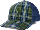 Kangol Plaid Meshback 14 Stretch Fitted Hats