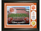 Clemson Tigers Highland Mint Photo Mint Coin-Bronze Collectibles