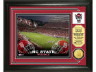 North Carolina State Wolfpack Highland Mint Photo Mint Coin-Bronze Collectibles