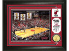 Miami Heat Highland Mint Photo Mint Coin-Bronze Collectibles