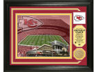 Kansas City Chiefs Highland Mint Photo Mint Coin-Bronze Collectibles