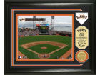 San Francisco Giants Highland Mint Photo Mint Coin-Bronze Collectibles