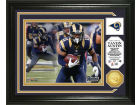 St. Louis Rams Highland Mint Photo Mint Coin-Bronze Collectibles
