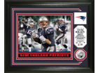 New England Patriots Tom Brady Highland Mint Photo Mint Coin-Bronze Collectibles