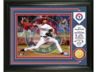 Texas Rangers Yu Darvish Highland Mint Photo Mint Coin-Bronze Collectibles
