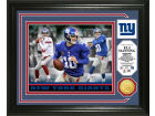 New York Giants Eli Manning Highland Mint Photo Mint Coin-Bronze Collectibles