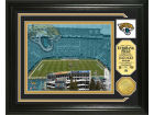 Jacksonville Jaguars Highland Mint Photo Mint Coin-Bronze Collectibles