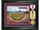 Boston Red Sox Highland Mint Photo Mint Coin-Bronze Collectibles