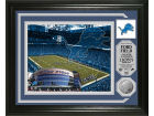 Detroit Lions Highland Mint Photo Mint Coin-Bronze Collectibles