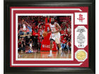 Houston Rockets James Harden Highland Mint Photo Mint Coin-Bronze Collectibles