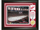 Detroit Red Wings Highland Mint Photo Mint Coin-Bronze Collectibles