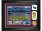 Tennessee Titans Highland Mint Photo Mint Coin-Bronze Collectibles