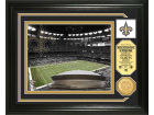 New Orleans Saints Highland Mint Photo Mint Coin-Bronze Collectibles