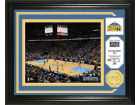 Denver Nuggets Highland Mint Photo Mint Coin-Bronze Collectibles