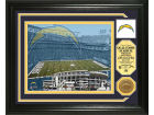 San Diego Chargers Highland Mint Photo Mint Coin-Bronze Collectibles