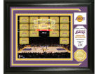 Los Angeles Lakers Highland Mint Photo Mint Coin-Bronze Collectibles