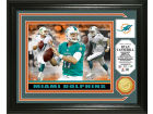 Miami Dolphins Ryan Tannehill Highland Mint Photo Mint Coin-Bronze Collectibles