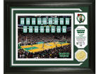 Boston Celtics Highland Mint Photo Mint Coin-Bronze Collectibles