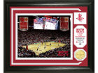 Houston Rockets Highland Mint Photo Mint Coin-Bronze Collectibles