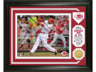 Cincinnati Reds Joey Votto Highland Mint Photo Mint Coin-Bronze Collectibles