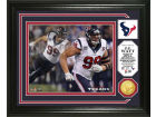Houston Texans J.J. Watt Highland Mint Photo Mint Coin-Bronze Collectibles