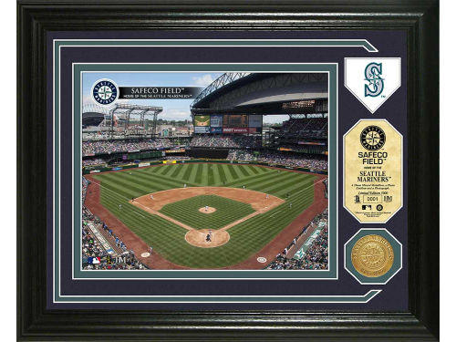 Seattle Mariners Highland Mint Photo Mint Coin-Bronze