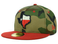 Texas State Flag Fill 59FIFTY Cap Fitted Hats