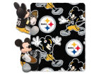 Pittsburgh Steelers The Northwest Company Disney Hugger with Throw Bed & Bath