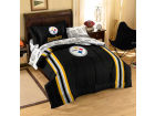 Pittsburgh Steelers The Northwest Company Bed in a Bag-Twin Bed & Bath