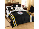 Pittsburgh Steelers The Northwest Company Bed in a Bag-Full Bed & Bath