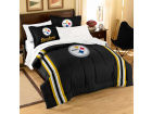 Pittsburgh Steelers Comforter Set-Full Bed & Bath