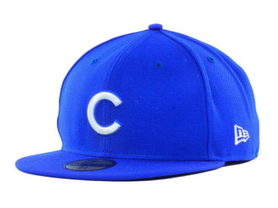 Chicago Cubs MLB C-Dub 59FIFTY Cap Hats