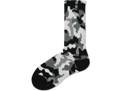 New Era Branded Sub Crew Socks