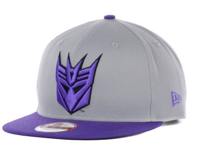Transformers Decepticon Side Badge 9FIFTY Snapback Cap Hats