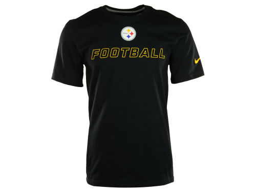 Pittsburgh Steelers Nike NFL Training Day T-Shirt